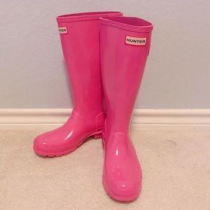 Hunter rainboot
